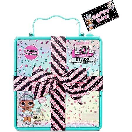 LOL Surprise Muñeca Sprinkles de Edición Limitada y Mascota , Con Moda, Sorpresas Efervescentes y Accesorios , Regalo Sorpresa de Lujo