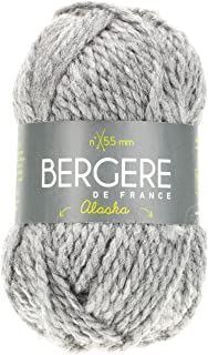 Bergere De France ALASKA-25379 Alaska Yarn, Souris