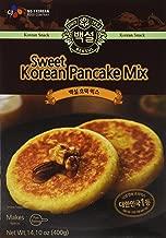 sweet korean pancake mix recipe