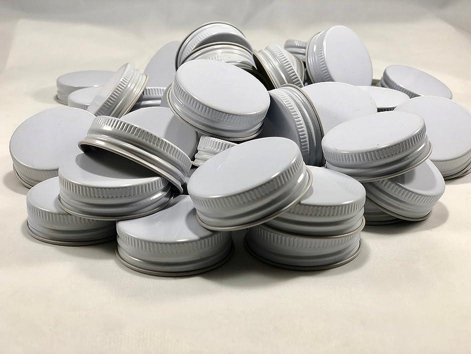 Metal Growler Caps (100)