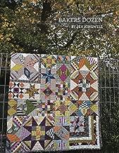 Baker's Dozen Quilt Pattern by Jen Kingwell Designs