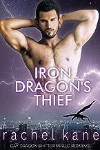 Iron Dragon's Thief: MM Gay Dragon Shifter Mpreg Romance