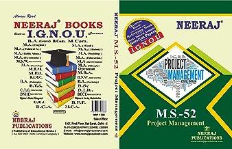MS-52, Project Management