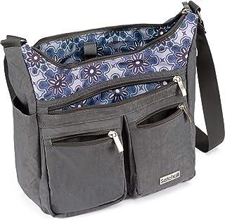 40e920f978a9 Amazon.com: Nylon - Satchels / Handbags & Wallets: Clothing, Shoes ...