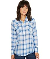 Stetson - 1070 Skye Plaid Long Sleeve Western Shirt