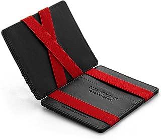 Magic Wallet Flap Boy Slim Front Pocket Jaimie Jacobs RFID