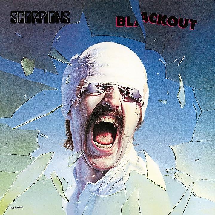 Scorpions blackout (deluxe edt.cd+dvd) B014FJPWDG