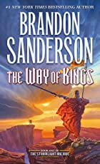Cover image of The Way of Kings by Brandon Sanderson