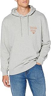 Lee Seasonal Logo Hoodie Sweat à Capuche Homme