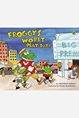 Froggy's Worst Playdate Kindle Edition