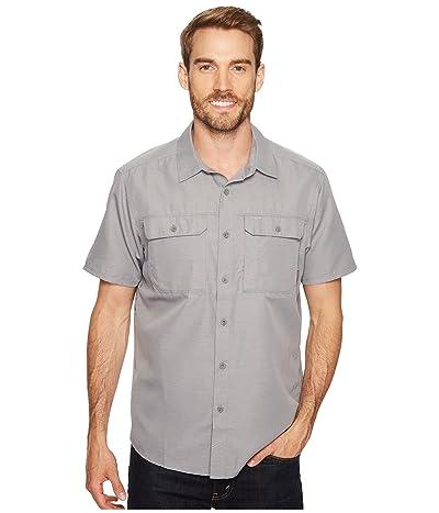 Mountain Hardwear Canyon S/S Shirt (Manta Grey) Men