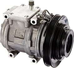 Denso 471-1169 New Compressor with Clutch