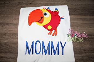 Mommy Baby First TV T-shirt - Larry T-shirt