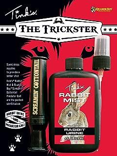 Tink's The Trickster Conejo Niebla y Quaker Boy Screamin' Cottontail Call Combo