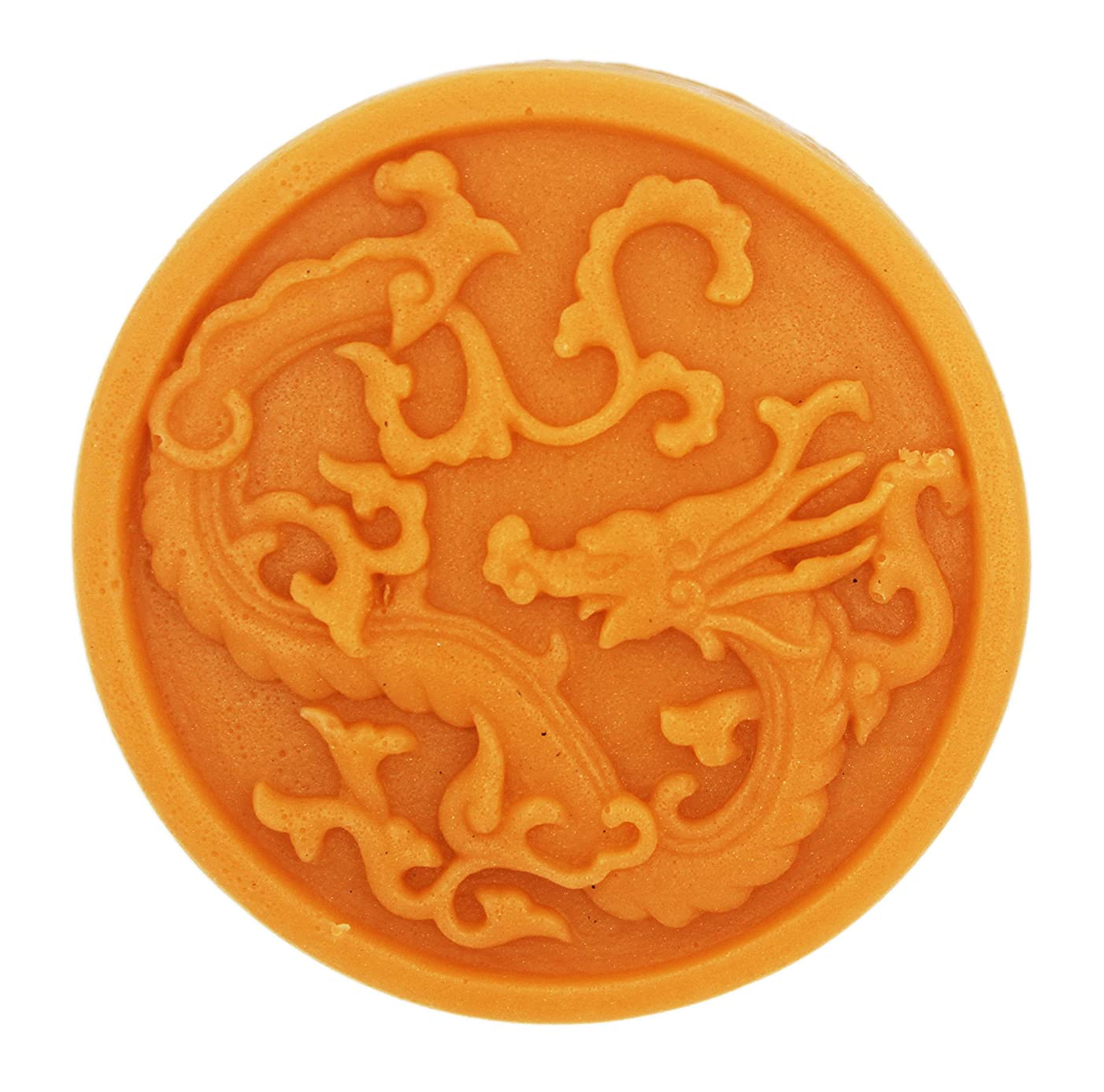 Longzang Chinese dragon S0230 Craft Art Silicone Soap mold Craft Molds DIY Handmade soap molds