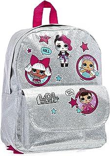 L.O.L. Surprise ! Mochilas para Niñas | Nuevas Mochilas Escolares Juveniles para Chicas De Confetti Pop | Mochila Infantil...