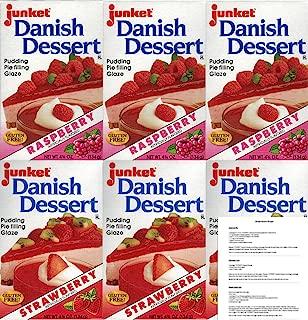 junket danish dessert