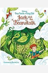 Peep Inside a Fairy Tale Jack and the Beanstalk Board book