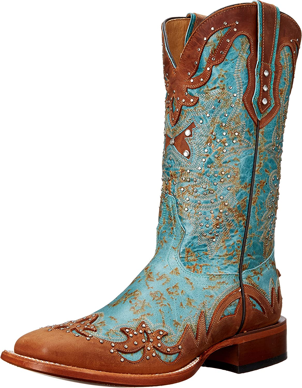 Cinch Women's Sally Western Boot Beige