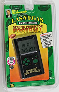 Roxy Roxborough's Las Vegas Casino Corner Sports Predictor Football