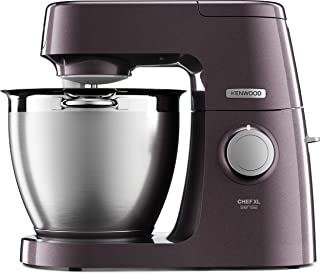 Kenwood 凯伍德 KQL6300Z Chef Sense Impastatrice Planetaria 厨师机 1400W 金属 深紫色