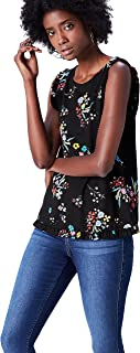 Find womens Printed Vest Blouses