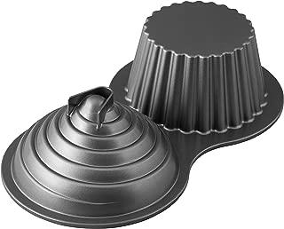 Wilton 2105-5038 Giant DIMENSIONS LARGE CUPCAKE PAN,