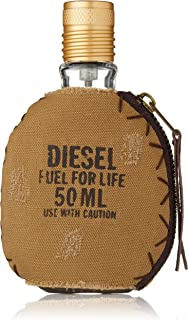 Diesel Fuel for Life Pour Homme Men Eau-de-toilette Spray by Diesel, 1.7 Ounce