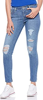 Levi's Ripped jeans for women in Light blue, Size: 28 EU