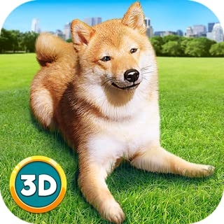 Shiba Inu Doggy Game: Clan of Dogs Lovely Pets | Dog Adventure Paws Animal Dash Breeding Game