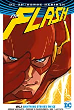 The Flash (2016-) Vol. 1: Lightning Strikes Twice