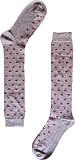 naive, SKY6L Calcetines altos, Gris (Gris Claro 6), 43/46 (Tamaño del fabricante:G) para Hombre