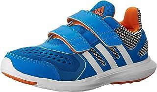 Boys' Hyperfast 2.0 cf i Sneaker, Shock Blue/White/Unity Orange, 6 M US Infant