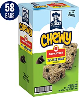 Best quaker chewy chocolate chip bars Reviews