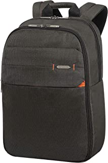 "SAMSONITE Laptop Backpack 15.6"" (Charcoal Black) -Network 3  Sac à Dos Loisir, 0 cm, Noir"
