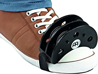 Meinl Foot Tambourine with Stainless Steel Jingles - NOT...
