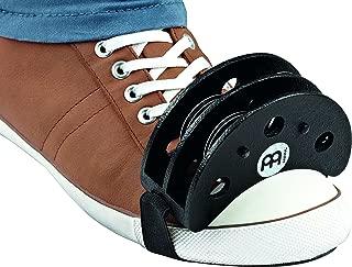 Meinl Percussion FJS2S-BK - Pandereta de pie, color negro