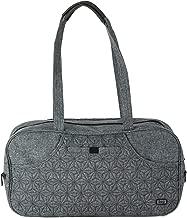 Lug Tugboat Carry-all Bag, Heather Gray Travel Shoulder Bag