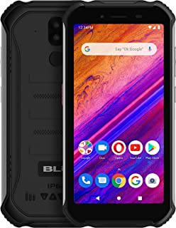 "BLU Tank Xtreme - Rugged 5.5"" GSM Unlocked Smartphone -Black"