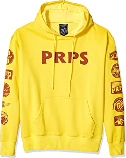PRPS Goods & Co. Mens E87S116 Racer Hoody Hooded Sweatshirt