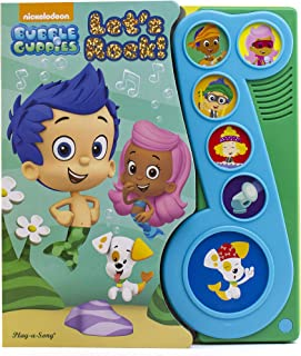 bubble guppies toys for 1 year old