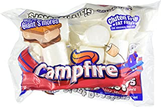 Campfire, Premium Extra Large 2 Inch Marshmallows, 28oz Bag , Pack of 2