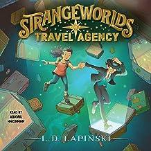 Strangeworlds Travel Agency: 1 (The Strangeworlds Travel Agency)