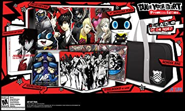 """Best Persona 5 - PlayStation 4 """"Take Your Heart"""" Premium Edition Reviews"""