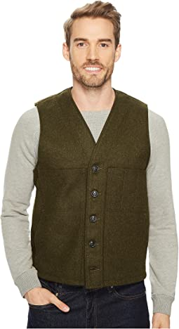 Mackinaw Wool Vest