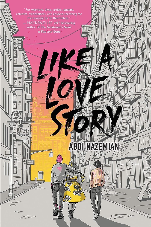 滞在成人期構造Like a Love Story
