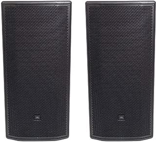 (2) JBL Pro PRX835XW 15 3-Way 1500w Active Powered Speakers w/WIFI + Mobile App