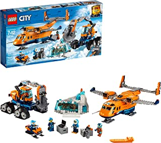 LEGO City Arctic Supply Plane 60196 Building Kit (707 Pieces)
