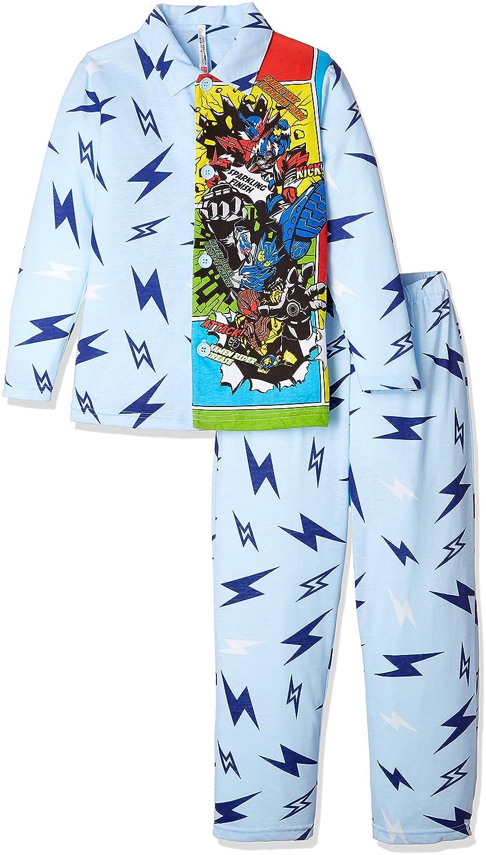 [バンダイ] 仮面ライダービルド長袖ニットシャツパジャマ AR-2415689 ボーイズ