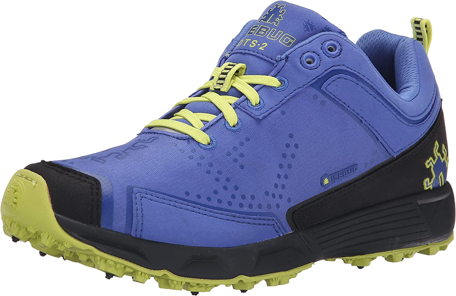 Icebug Women's DTS2 BUGrip Studded Traction Running shoes